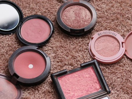 Top 5 - Blushes