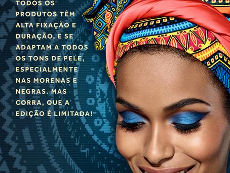 Nova coleção Africaníssima - OBoticário