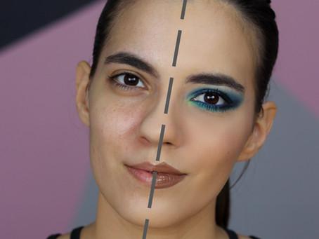 Make Azul - #SóNaMetadinha - Lista de Produtos