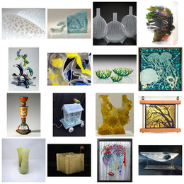 LPIE to Receive Proceeds from Glass 2019 Featuring Glass Artists of ACGA