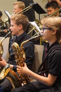 Acalanes Band
