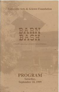 1999 Barn Bash