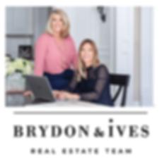Lisa Brydon & Kristi Ives