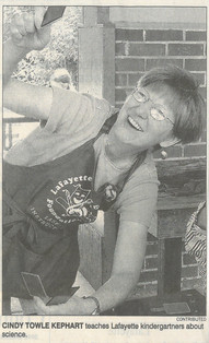 Cindy Kephart LASF Instructor