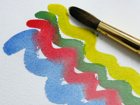 WATERCOLOURS... BEGINNERS AND BEYOND