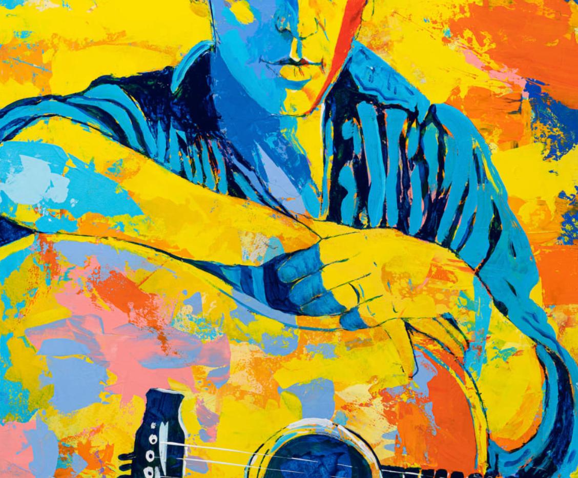 """""""Storyteller"""" Bruce Springsteen"""