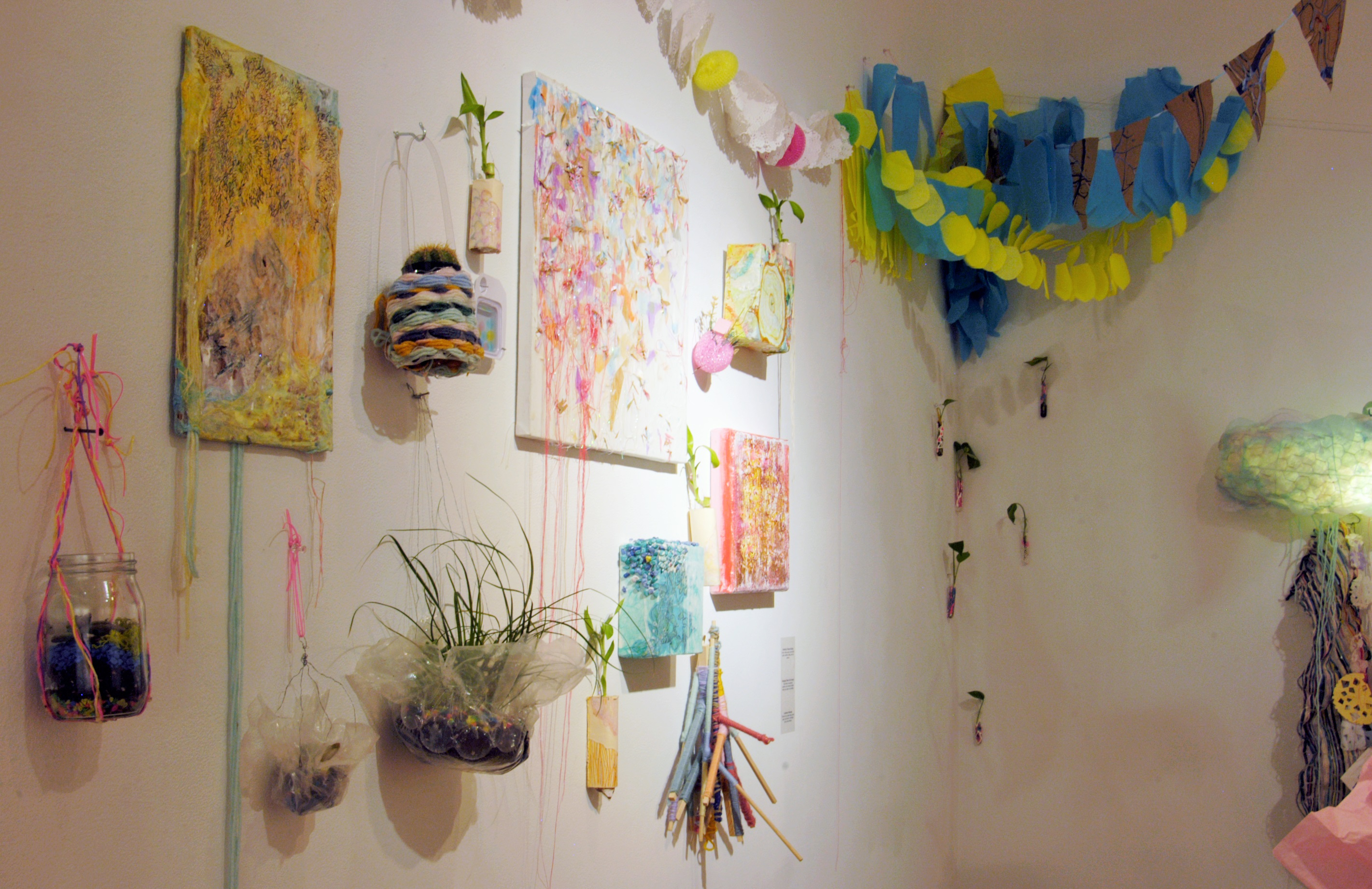 MakeShift, Installation View