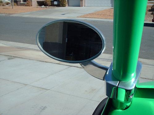 Billet Rear View Side Mirror