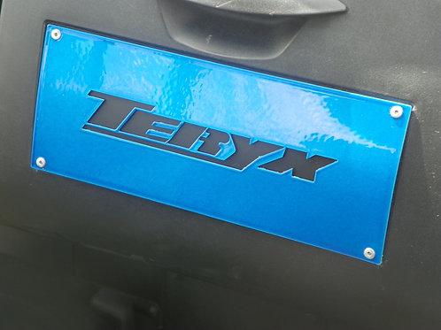Teryx Glove Box Cover (Not Powder Coated)