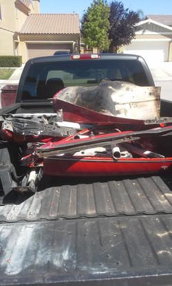 What Jeep Crash?