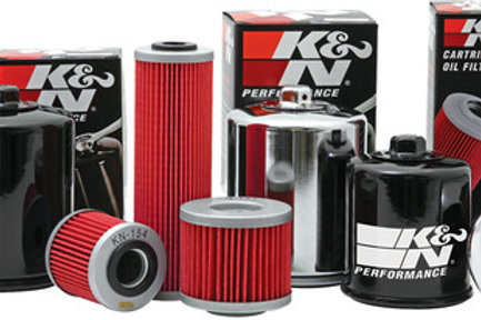 K&N Wrench-Off Performance Oil Filter