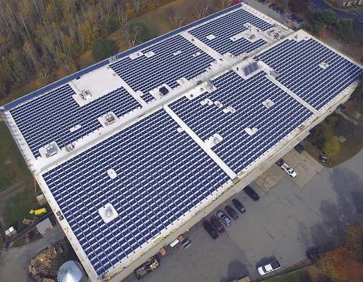 Filtrine Solar Array 2019 Installation -