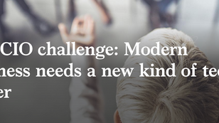 The CIO challenge: Modern business needs a new kind of tech leader