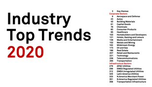 Industry Top Trends 2020