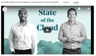 State of the Cloud 2020