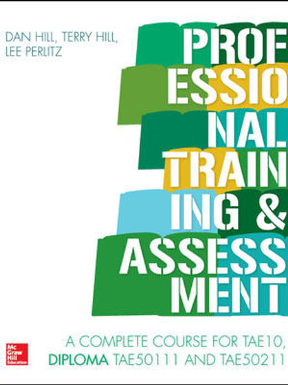 Professional Training & Assessment (TEXT)