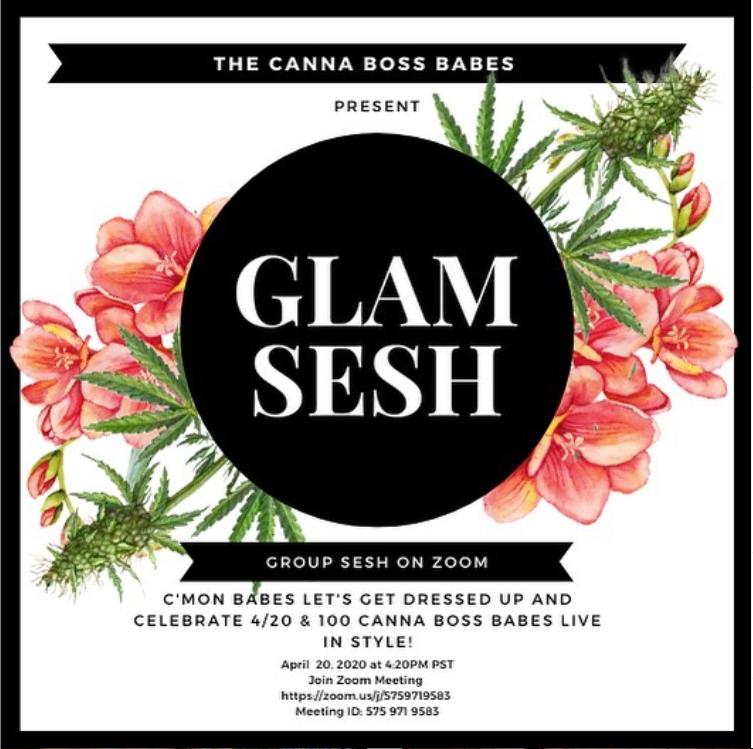 Glam Sesh 4.20.20