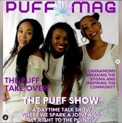 Puff Show Takeover