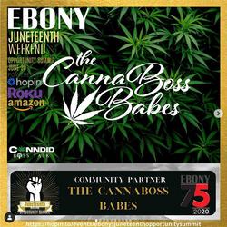 Ebony Juneteenth 2020