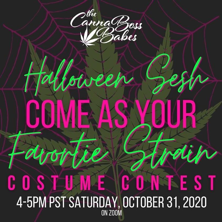 Favorite Strain Halloween Costume Contest