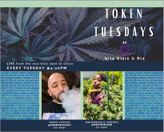 Token Tuesdays