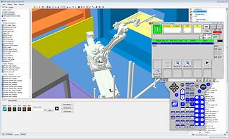 ktmsys.com 3D robot simulation