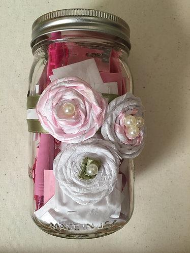 Bright Moments Mason Jar Gift