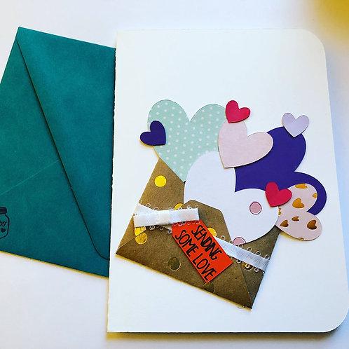 Sending Some Love Card