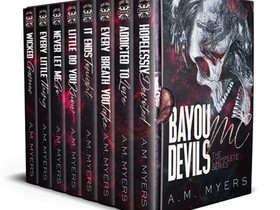 Bayou Devils MC by A.M. Myers Review