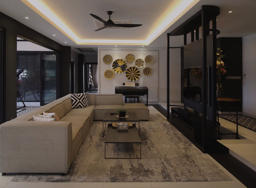 Interior Design: Metrics Global - Penthouse at Nusa Rhu,  Bangsar, Kuala Lumpur