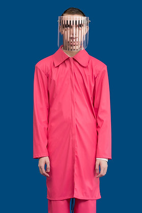 Water Repellent Long Jacket