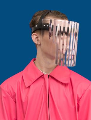Illusion Face shield