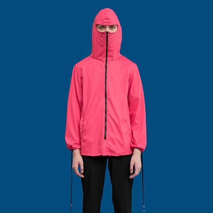 Water Repellent Jacket with Hood