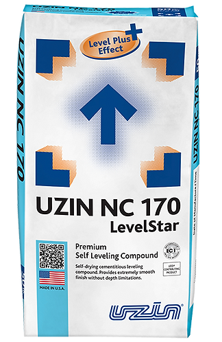 NC 170 Levelstar Self Leveling Underlayment