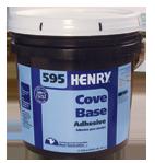 595 Cove Base Adhesive
