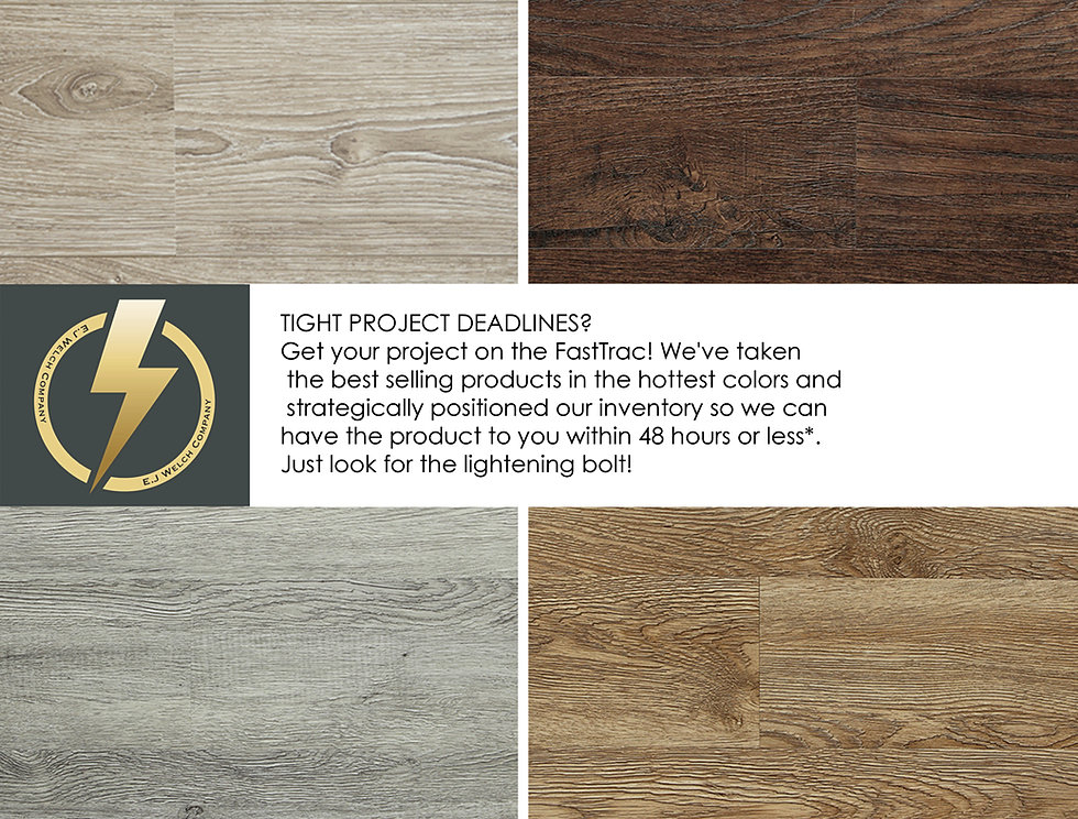 Wholesale Flooring Distributor E J Welch Company