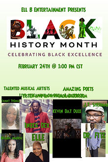Copy of Black History Month Cultural Eve