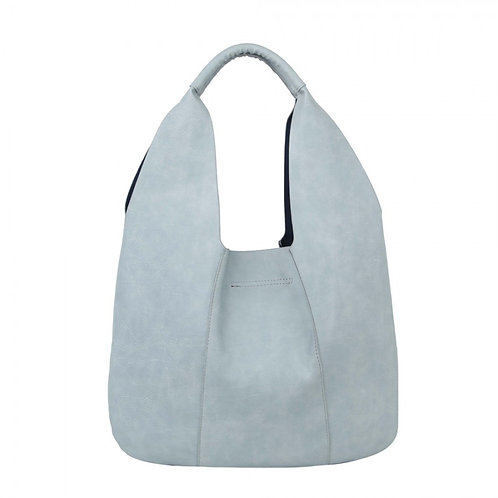 Soft Touch Tall hobo bag