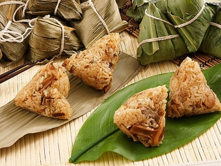 Traditional Taiwanese Snacks : Zongzi