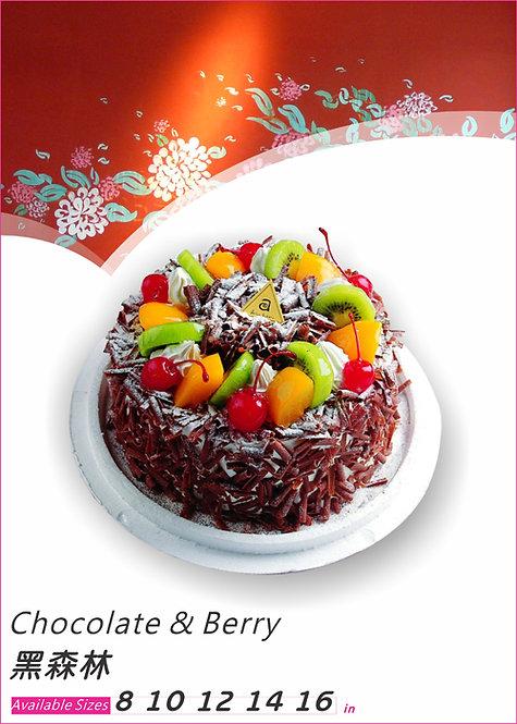 Chocolate & Berry