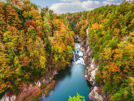The Ultimate Georgia Waterfalls Road Trip