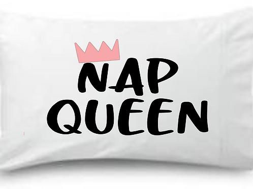 NAP QUEEN Standard Pillowcase