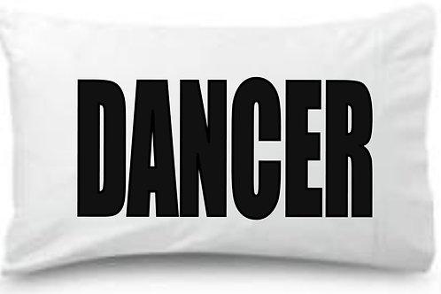 DANCER Standard Pillowcase