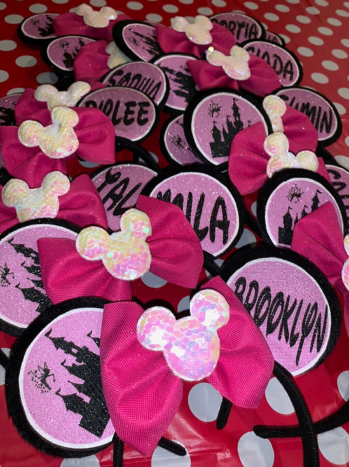 Mouse Ears Custom Designs