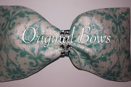 Tiffany Fleur Glitter Tailless Cheer BOW