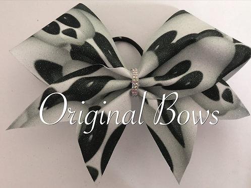 PANDAS Glitter Cheer Bow