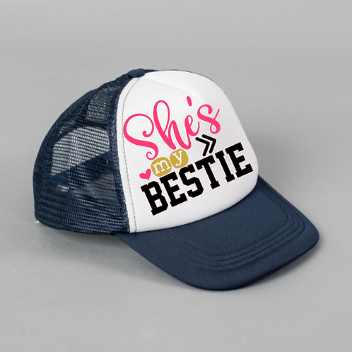 She's my BESTIE Hat