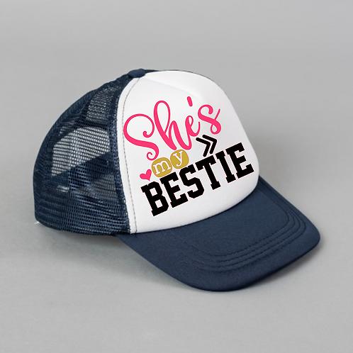 She's my BESTIE Hat