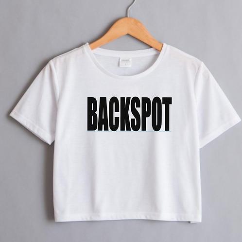 BACKSPOT Cropped Top
