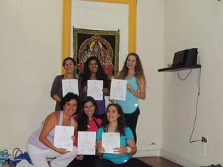 Instructorado de Yoga Integral